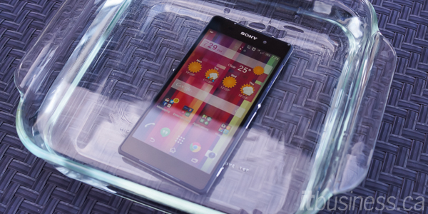 Top 10 smartphones for business: Sony Xperia Z2 | IT Business