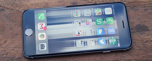 The iPhone 6. (Image: Alex Davies).