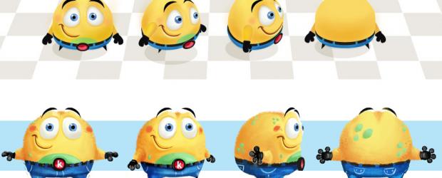 Kiyoshi - new Kiddology mascot