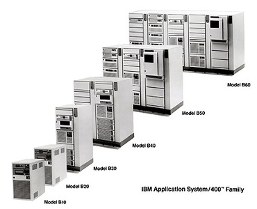 IBM AS/400 Family