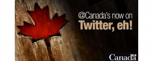 Canada unapologetic about creating new Twitter account