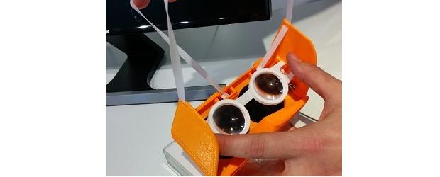 Pinc, virtual reality device.