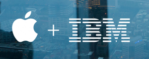 Apple, IBM partnership