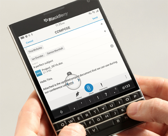 BlackBerry-Passport-keyboard