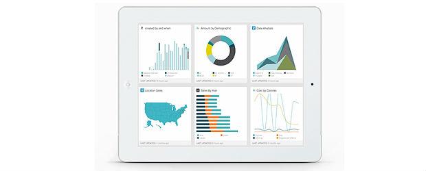 DataHero, iPad