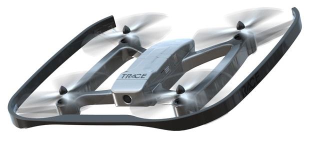Trace, drone