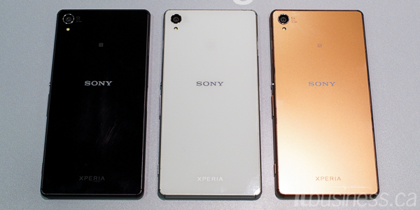 Sony xperia z3 colors