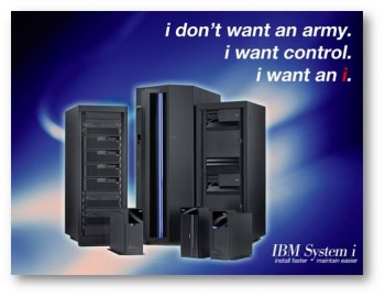 The legendary security of the IBM i is indeed nothing without control
