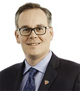 Duncan Fulton, the CMO of Canadian Tire and FGL Sports.