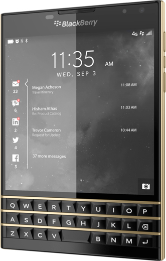 Gold-BlackBerry-PassPort-front