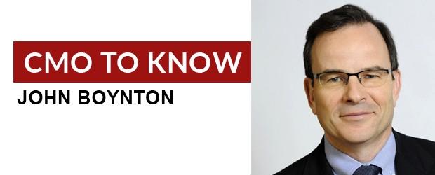 John Boynton A CMO to Know
