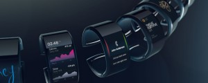 Neptune Duo smart watch - various faces