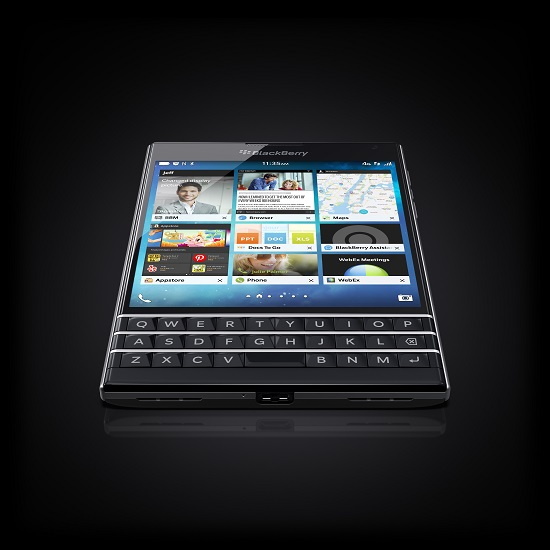 The BlackBerry Passport