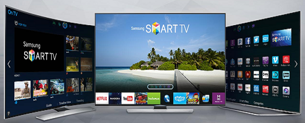 Image of Samsung Smart TV