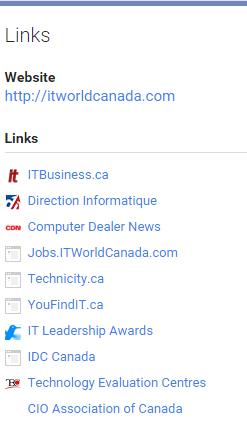 Google Plus links