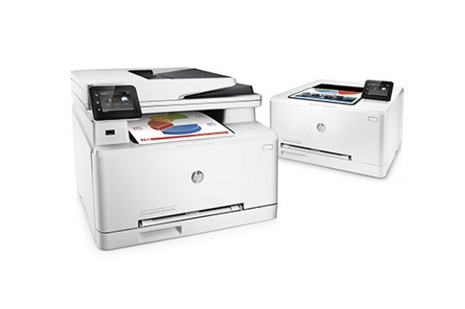 The HP MFP 277 and MFP 252 laser printers for SMBs