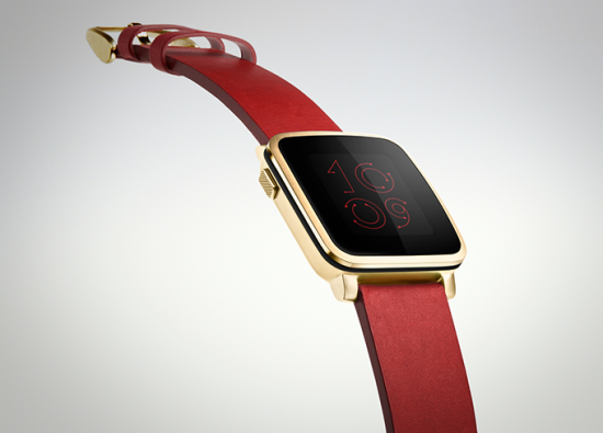 Pebble-steel-gold