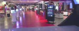 Sport Chek flagship store in West Edmonton Mall