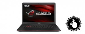 Asus gaming republic laptop
