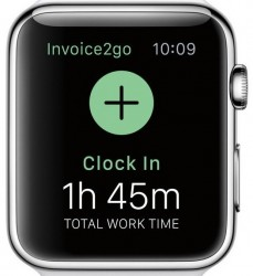 Invoice2go-AppleWatch