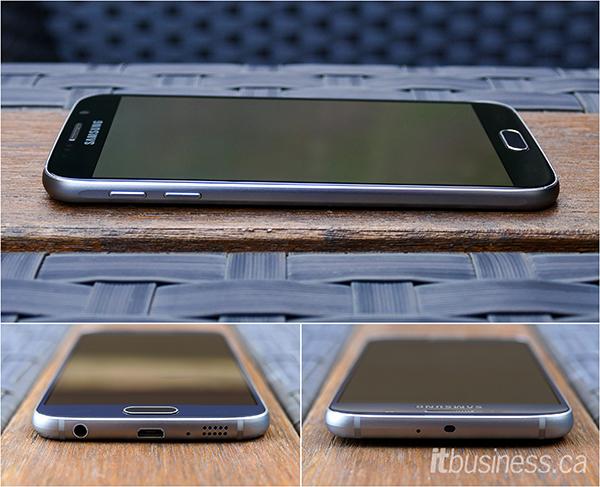 Samsung Galaxy S6-3 way