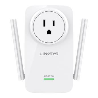 Linksys new AC1200 Amplify Wi-Fi Range Extender