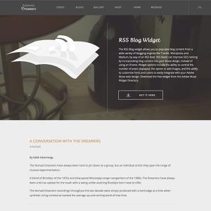 AdobeMuse_AddaBlog