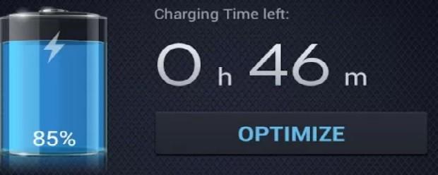 du battery saver - battery charger
