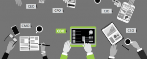 Deloitte Chief Digital Officer study