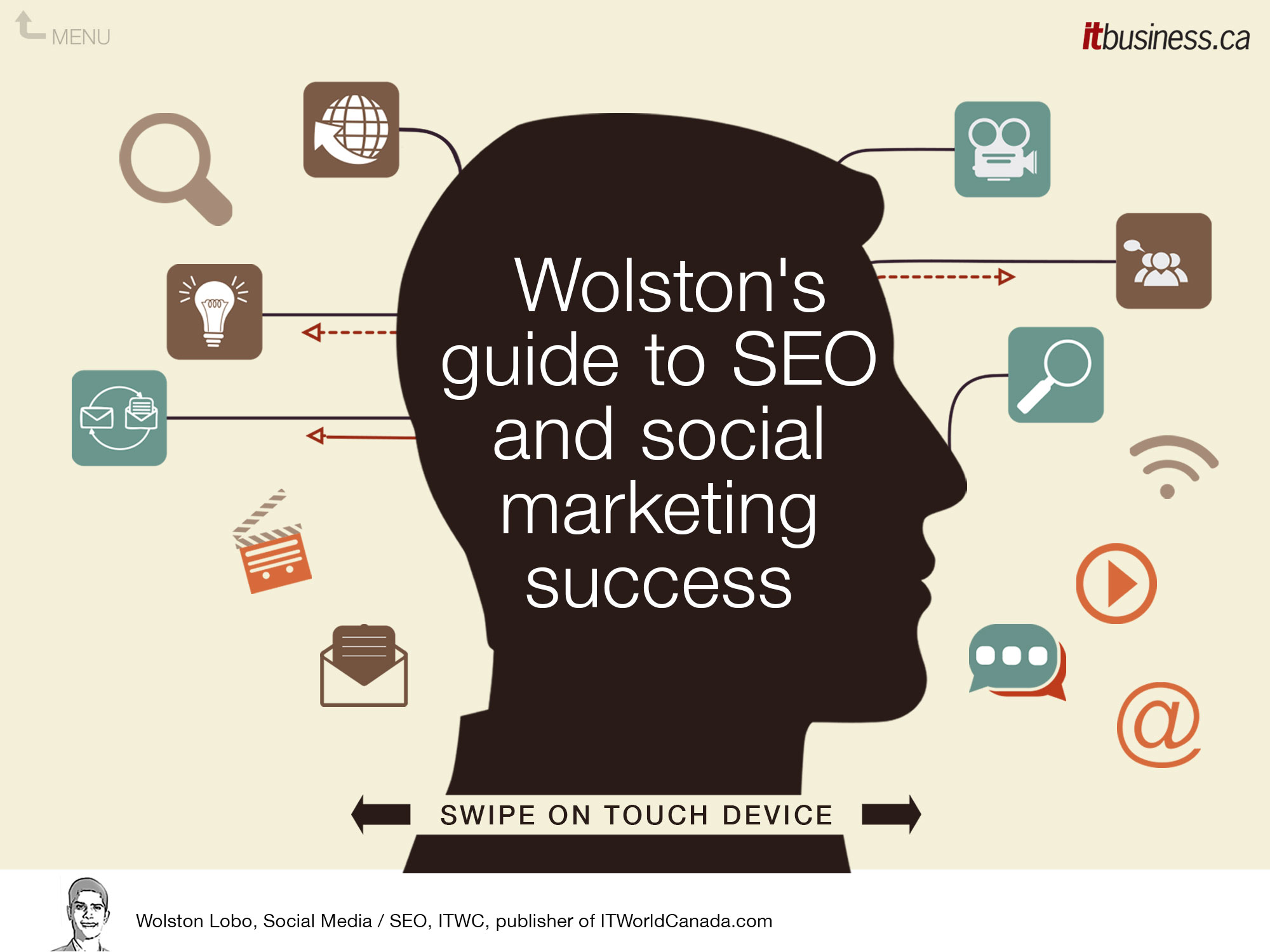Wolston's guide to SEO and social marketing
