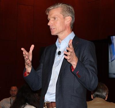 Sage Plc CEO Stephen Kelly