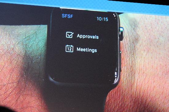 09 - SF Apple Watch