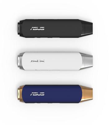 ASUS VivoStick PC 3 colors vertical