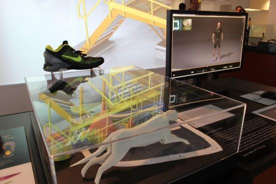 Autodesk - Nike shoe