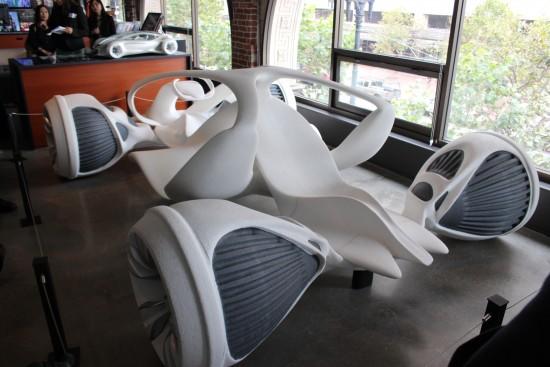 Autodesk - Mercedes concept