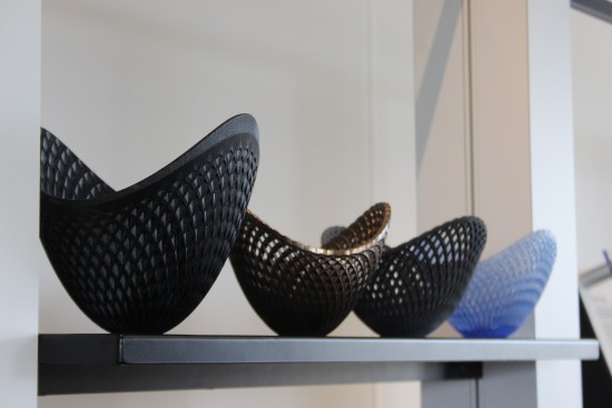 Autodesk - 3D printed bowls