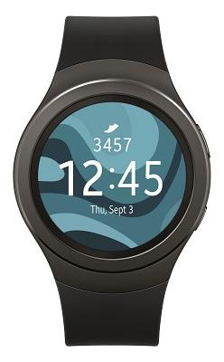 Samsung Gear S2 - Black