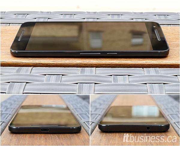 Huawei Nexus 6P 3-way