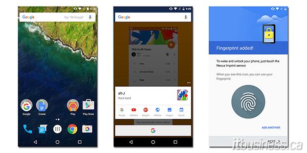 Huawei Nexus 6P-screenshots