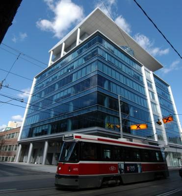 SAS Canada headquarters
