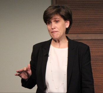 Kathryn Willson, program director at Microsoft CityNext, says the Internet of Things brings great opportunities to cities.