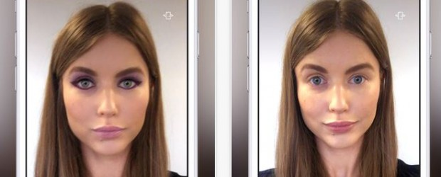 Modiface Live Applies Virtual Makeup To Real Time Video And Video