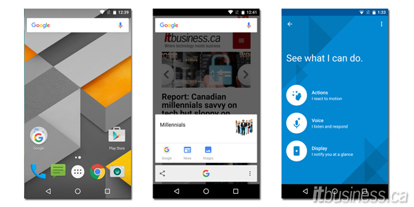 Motorola Moto X Play Screeshots