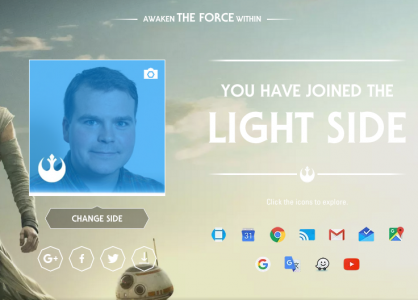 Google - Light Side