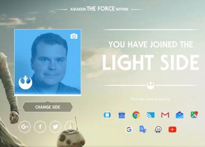 Google - Light Side