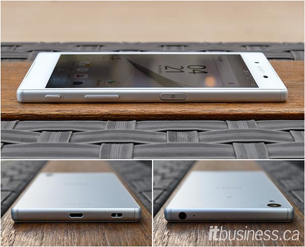 Sony Xperia Z5-3 way