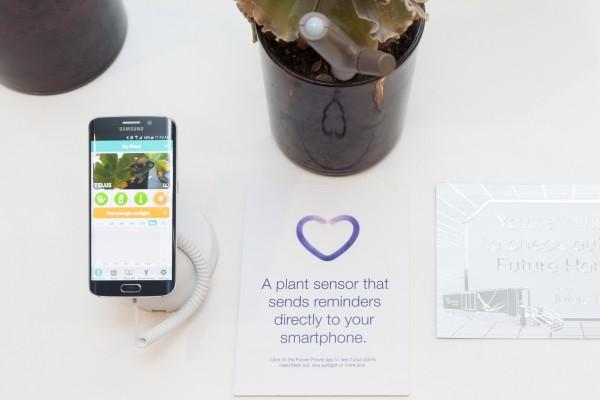 TELUS Future Home - Plant Sensor