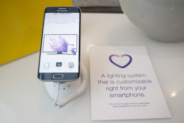 TELUS Future Home - Smart Lighting