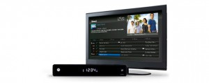 Shaw set-top box