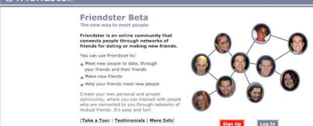 Friendster Social Network